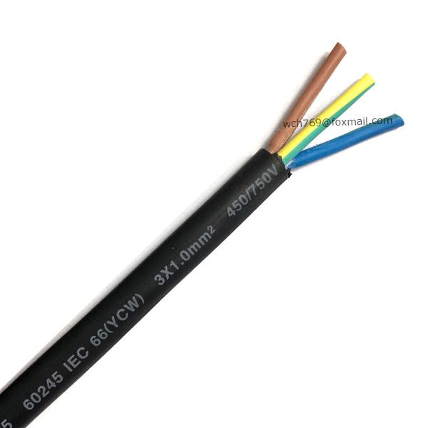 60245 IEC 66(YCW) 3x1.0