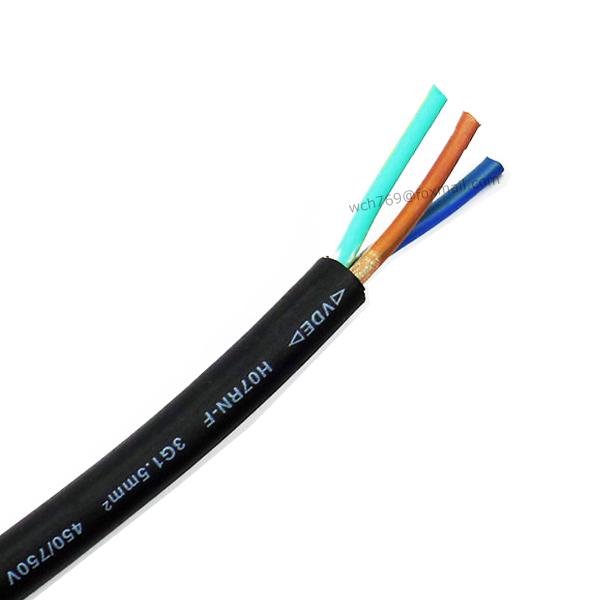 H07RN-F 3G1.5